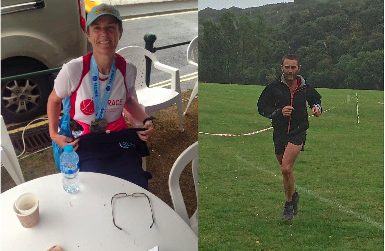 Two Marathon Tales
