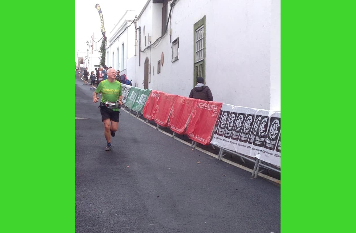 Tim Takes On The Haria Extreme 19.5k Race In Lanzarote.