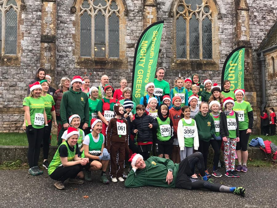 Otterton Reindeer Run 2019