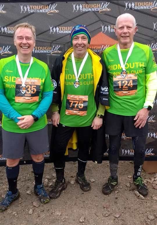 Exeter Epic Trail 10K 25th January 2020
