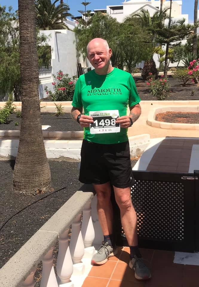 Tim Lanzarote Wine Run