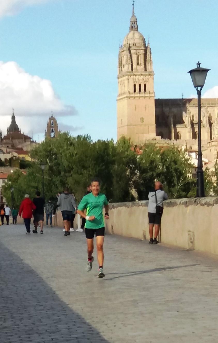 Karen in Salamanca