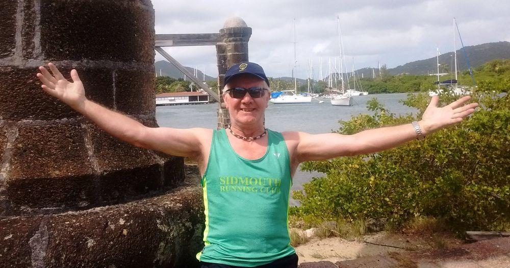 John Doherty, Nelsons Dockyard, Antigua