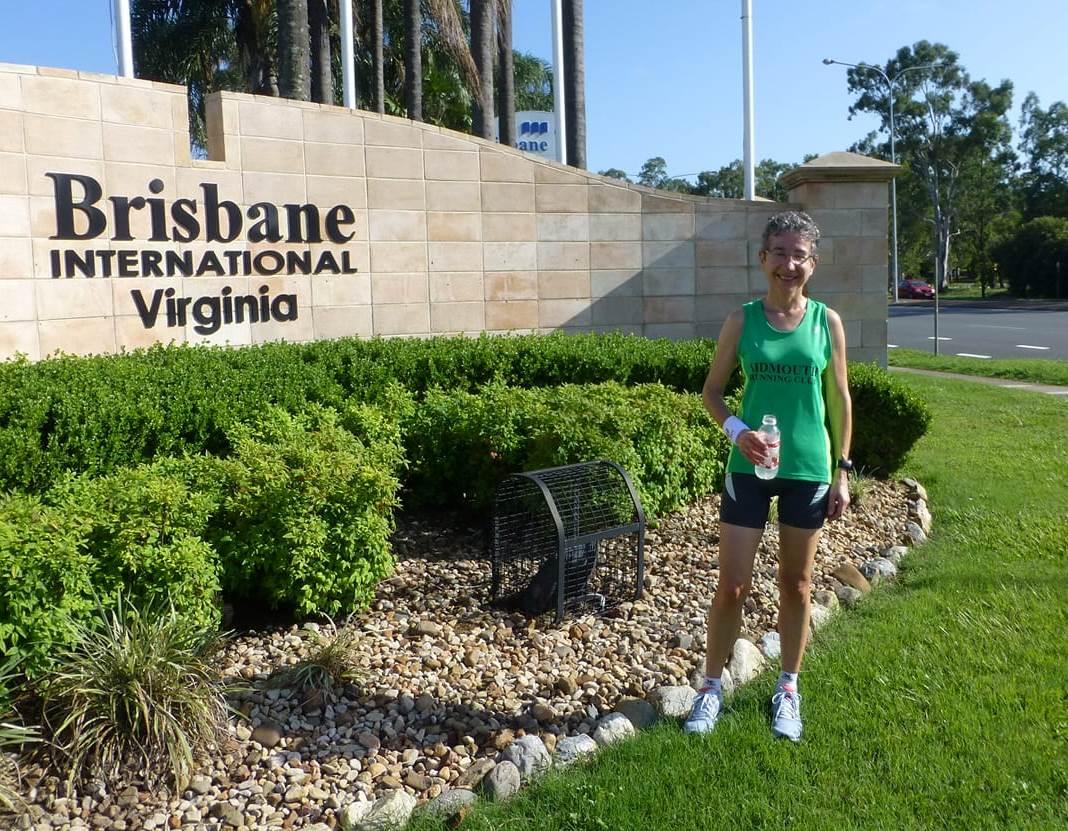 Karen Farnham, Brisbane, Australia