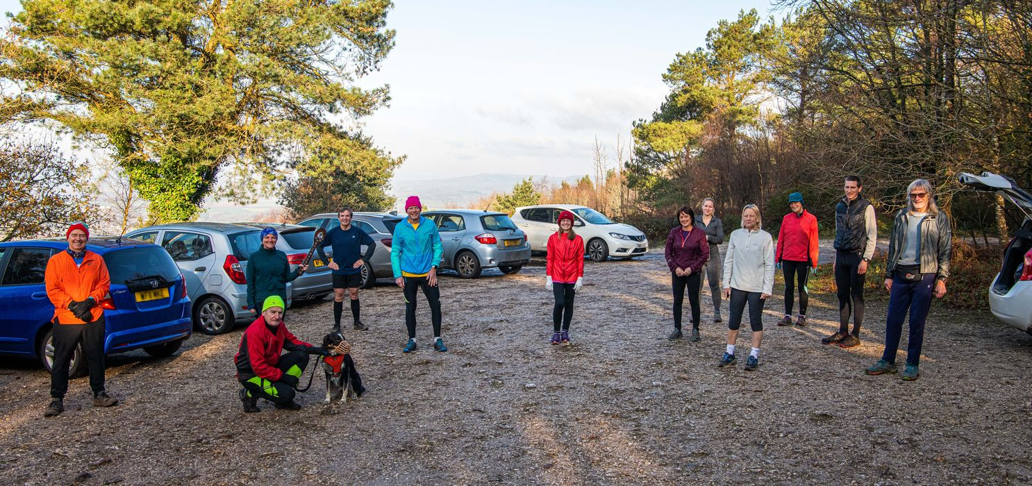 Off-road running is back